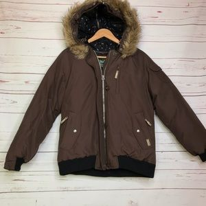 Woolrich winter bomber jacket